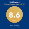 Bookingcom 2020 Award The Blades